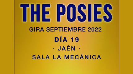 The Posies Sala La Mecánica Jaén