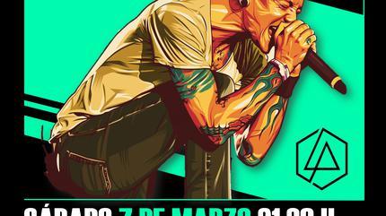 Tributo a Linkin Park!!! Café Teatro Central-Baeza