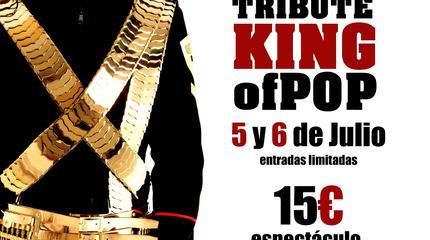 Tributo a Michael Jackson by Gus Jackson Hotel Utopía 05 y 06 de Julio