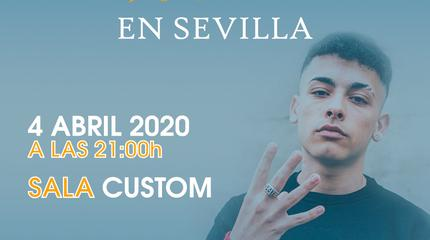 Concierto de Trueno en Sevilla