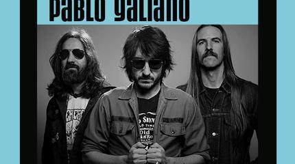 Última Experiencia + Pablo Galiano concert in Madrid