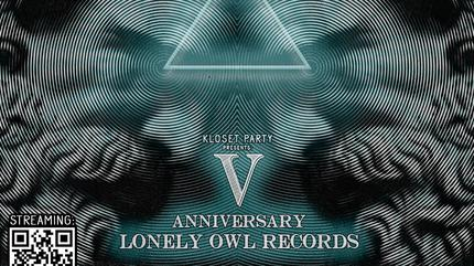 V ANIVERSARIO LONELY OWL RECORDS en Burgos