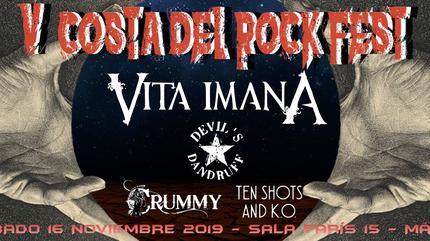 V Costa Del Rock Fest