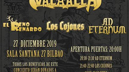 El Reno Renardo en el Valhalla Fest!