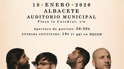 Concierto de Viva Suecia en Albacete
