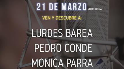 VivesxElla Live en Búho Real