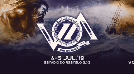 Voa Heavy Rock Festival 2019