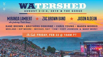 Watershed Festival 2019