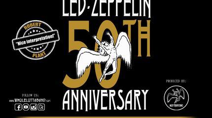 Whole Lott Band Led Zeppelin Experience en Terrassa