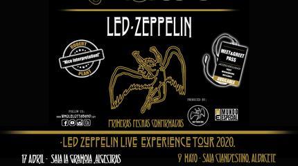 Whole Lotta Band en Algeciras