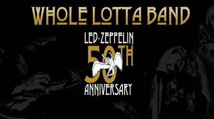 Whole Lotta Band - Led Zeppelin Experience en Barcelona