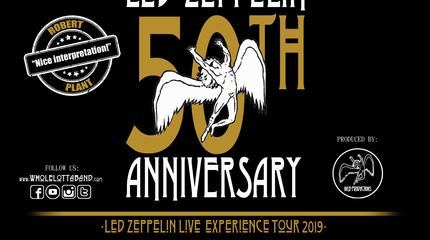 Whole Lotta Band Led Zeppelin Experience en Zaragoza
