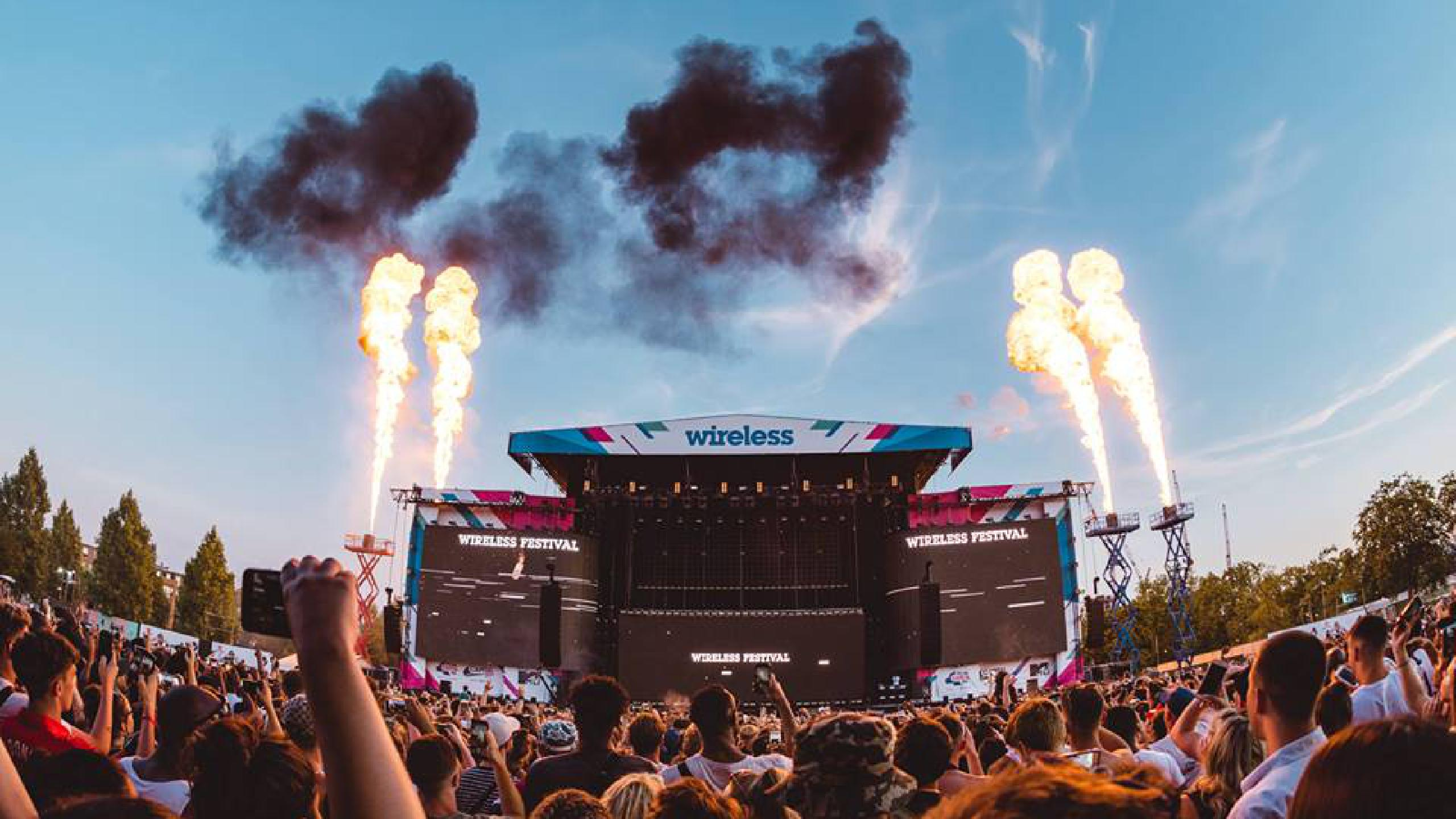 Wireless Festival London 2020  Tickets, lineup, bands for