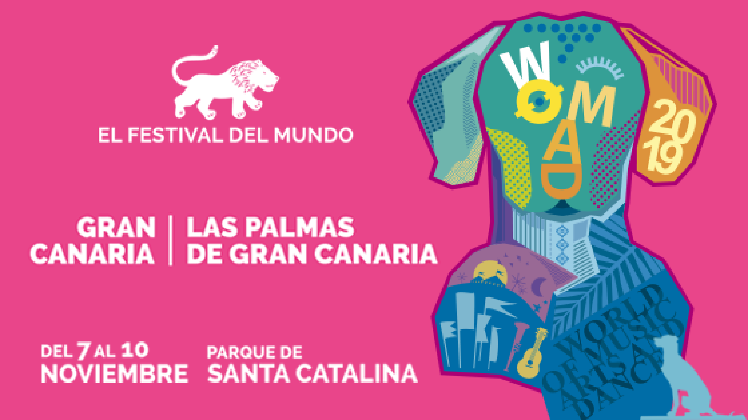 Womad Las Palmas 2019 Tickets Lineup Bands For Womad Las