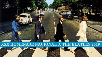 XXX Homenaje a The Beatles en Granada: Los Escarabajos