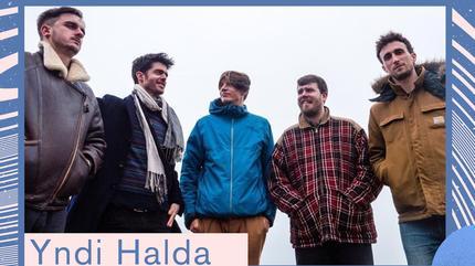 Yndi Halda + Gambardella en Sound Isidro 19