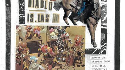 Yo Diablo + IS.LAS