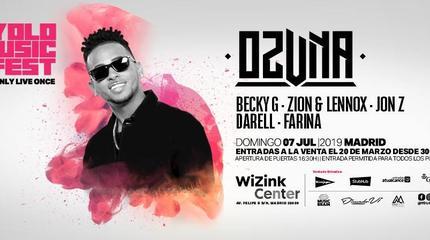 YOLO MUSIC FEST en Madrid  - Wizink Center