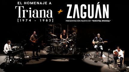 Zaguán + El homenaje a Triana en Málaga