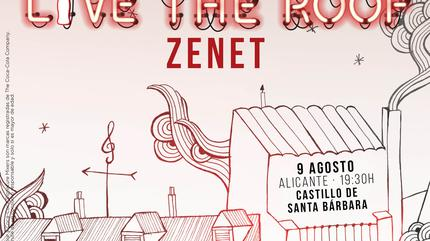 Zenet en LIVE THE ROOF | Alicante
