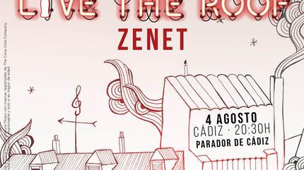 Zenet en LIVE THE ROOF | Cádiz