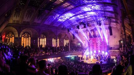 The Albert Hall Manchester