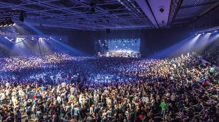 Alsterdorfer Sporthalle en hamburgo