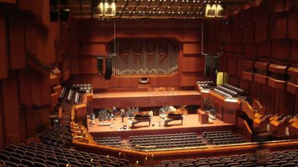 Alte Oper Frankfurt events