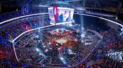 Arena Ciudad de México concert