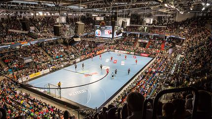 Arena Nürnberger Versicherung events