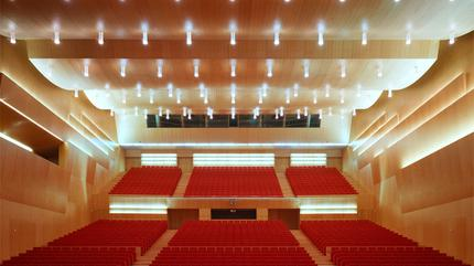 Foto de Auditorio Baluarte
