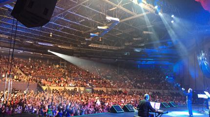 Auditorio Banamex concierto