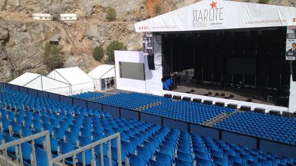 Fotografía del Auditorio de Marbella