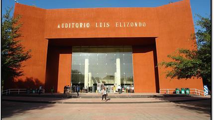 Imagen del auditorio Luis Edizondo, en Montarrey