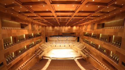 Foto de Auditorio Miguel Delibes