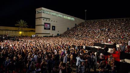 Foto de Auditorio Municipal de Málaga