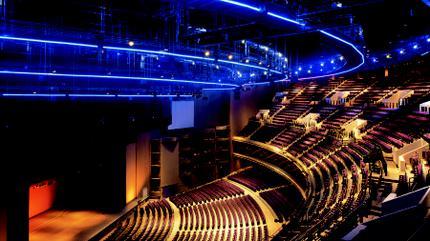 Auditorio Telmex concierto
