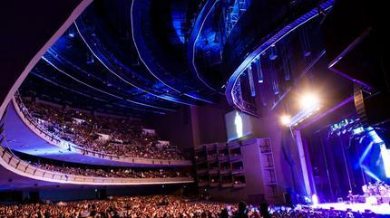 Auditorio Telmex concert