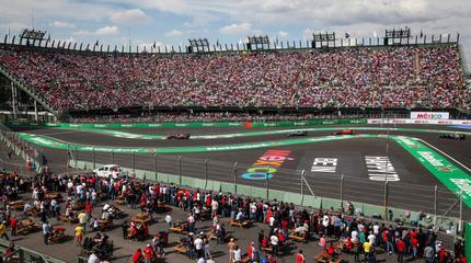 Eventos en el Autódromo Hermanos Rodríguez