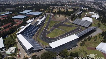 Fotos del Autódromo Hermanos Rodríguez en México