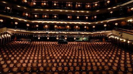 Barbican Theatre Picture