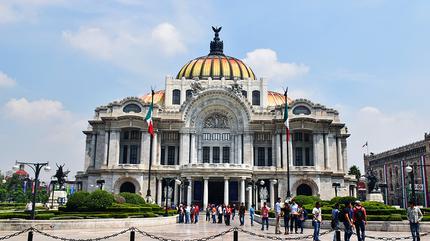 Foto del Palacio Buenas Artes