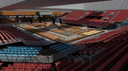 Fotografía de Bizkaia Arena