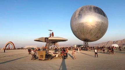 Black Rock City Burning Man