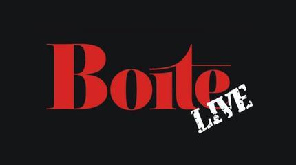 Fotografía de Boite Live