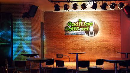 Fotografía de Cadillac Solitario