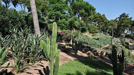 cap roig castillo y jardín botánico en palafrugell
