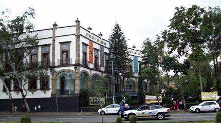 Imagen del Centro Cultural San Ángel