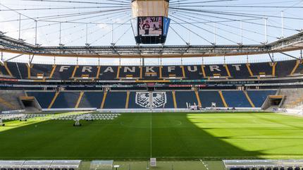 Eventos en el Commerzbank Arena