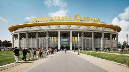 Commerzbank Arena events in Frankfurt